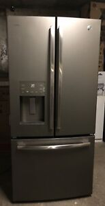Brand new stainless steel fridge - delivery