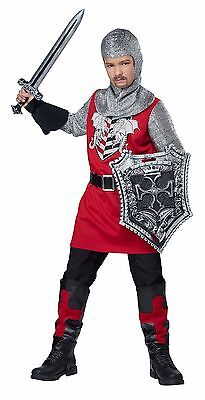 Brave Knight Renaissance Boys Child Costume - Boys Renaissance Costumes