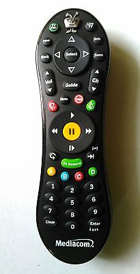 Tivo Roamio Remote Control Tv Cable Back Button Replacement Mediacom