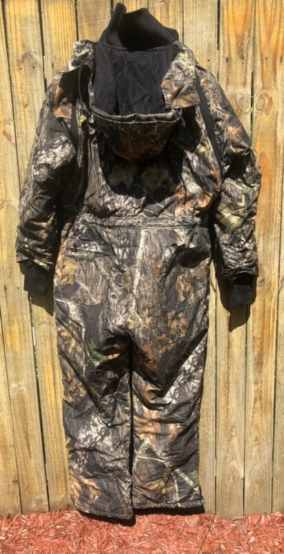Redhead insulated coveralls with hoodie large tall 44-46