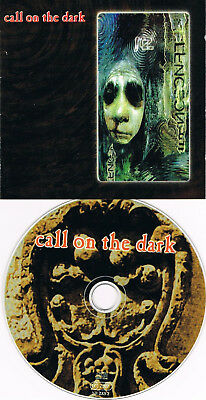 CD – V.A. - Call On The Dark ( Gothic, Wave & Electronic Compilation; 15 Tracks;
