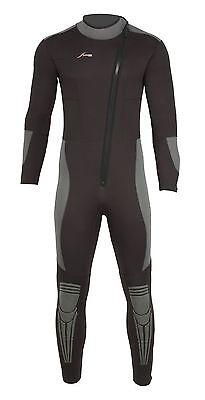 5mm Scubatec Neopren Anzug Tauchanzug Surfanzug mit Frontreißverschluß