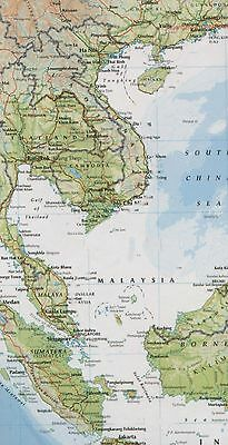 Trade Route South China Sea