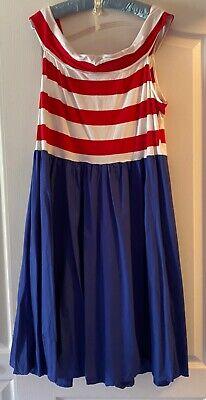 Unique vintage off the shoulder dress