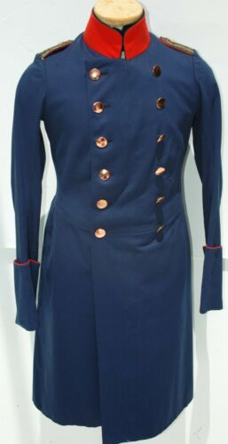WWI ORIGINAL German Imperial Greatcoat  Named to an officer!!!!!!!