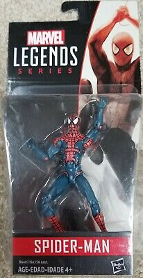 """MARVEL LEGENDS SERIES: SPIDER-MAN 3.75"""" NEW IN PACKAGE FREE SHIPPING!!"""