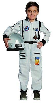 Mottoland 116148 - Astronaut *Gr 116 - 152 * Kostüm oder Helm * Karneval ins All