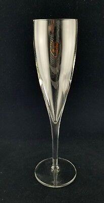 Monogram Flute (Perrier Jouet Crystal Champagne Flute, Gold Monogram, EUC, Multiples Available )