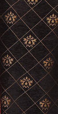 (Chenille fabric, Diamond, Home Decor Upholstery, Sold By the Yard, 58