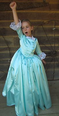 Hamilton Schuyler Sisters Historical Halloween Costume ~Eliza~ Adult Size