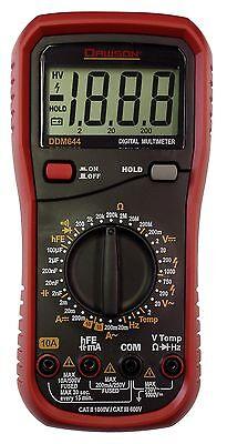 Dawson Ddm644 Digital Multimeter Wtemperature