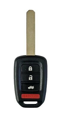 Honda Keyless Entry Remote Head Key OEM Electronics MLBHLIK6-1T Uncut Blade ()