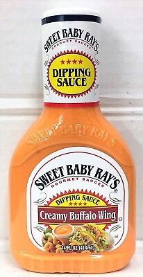 Gourmet Wing Sauce - Sweet Baby Ray's Creamy Buffalo Wing Gourmet Dipping Sauce 14 oz Rays