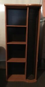 CD/DVD/Book Stand