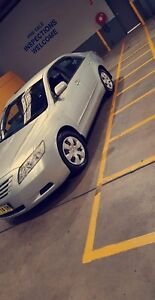 Wanted: Toyota Camry 2007 excellent condition