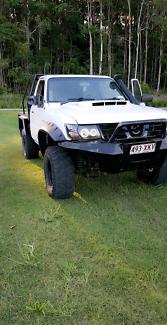 2003 gu patrol ute