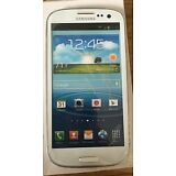 (1) Samsung Galaxy S III Verizon WHITE Mock Up Display Phone NON-FUNCTIONING VZ