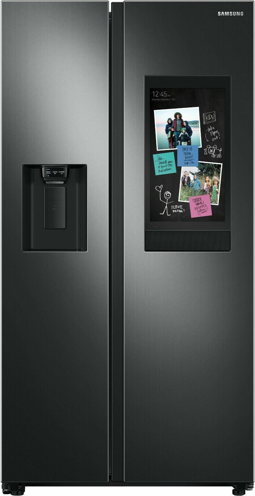Smart Refrigerator 36 Inch Counter Depth Side by Side