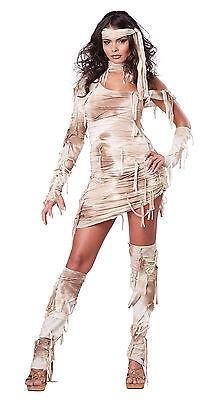 Sexy Egyptian Mystical Mummy Adult Costume - Egyptian Mummy Costume
