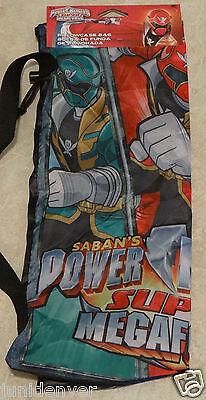 Halloween Power Rangers, Super Mega Force Pillowcase or Treat Bag-18