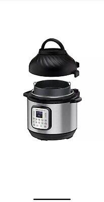 Instant Pot 8 Quart Duo Crisp Air Fryer - New