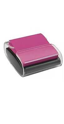 Post-it Pop-up Notes Wrap Dispenser 3 X 3 Inches Black