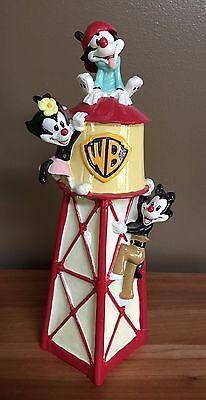 Animaniacs Water Tower Bank YAKKO WAKKO DOT Warner Bros