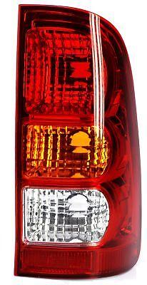 Rear light for Toyota Hilux Mk6 Vigo tail lamp RH 05+ lens offside O/S pickup