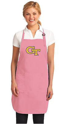 Georgia Tech Apron (Georgia Tech Apron GT Yellow Jackets Apron Unique Gift for a Cook or a Baker )