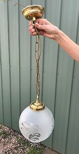 Hanging Pendant Light - pickup only Buronga Murray-Darling Area Preview