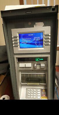 Genmega Gt3000 2k Atm Machine With Dispenser And Cassette. Emv Card Reader.