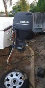 Yamaha outboard f80hp four stroke