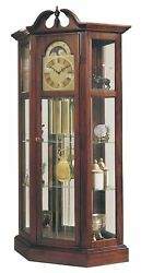Ridgeway Richardson I Curio Grandfather Clock 39% OFF MSRP R9701