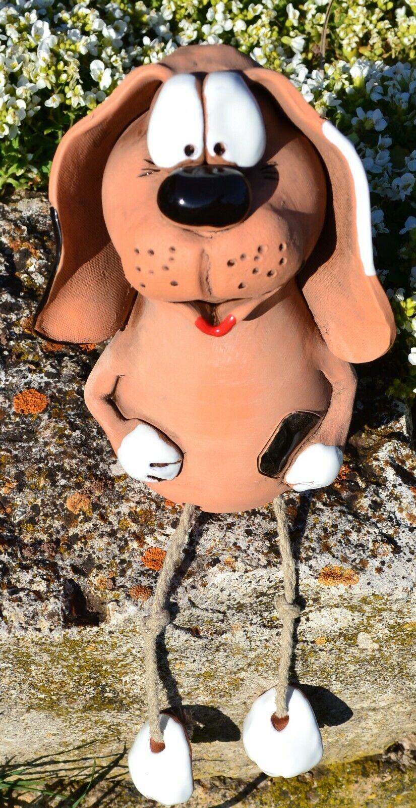 """Süße Figur  /""""Französische Bulldogge/"""" aus Keramik Deko Launemacher"""