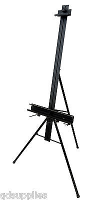 ARTIST Radial Tripod Tilt Easel 6ft Studio & Field Painting & Display Aluminium