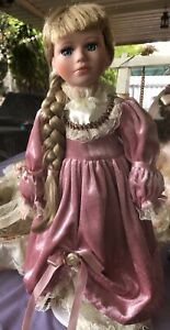 Rapunzel porcelain doll Clarkson Wanneroo Area Preview