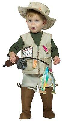 Rasta Imposta Zukunft Fischer Angeln Kleinkind Kinder Halloween Kostüm Gc9760