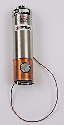 Bicron 1.25msw1.221.5c-x Scintillation Gamma Radiation Detector