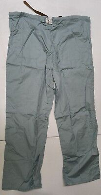 Angelica Medium Green Surgical Operating Pants / Trousers #684 w/ Drawstring