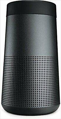 Bose SoundLink Revolve Altavoz Bluetooth Portátil Inalámbrico Triple Negro