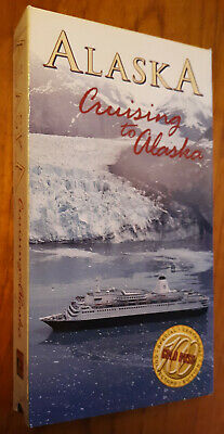 Cruising To Alaska From Vancouver VHS Cassette Video Tape - $2.95