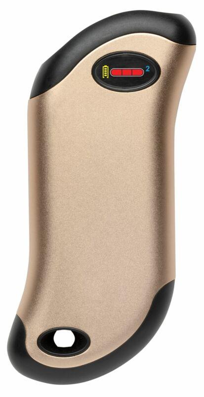 Zippo Champagne Heatbank 9s Plus Rechargeable Hand Warmer, 40572