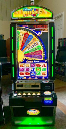 Bally Reel Money Video Machine