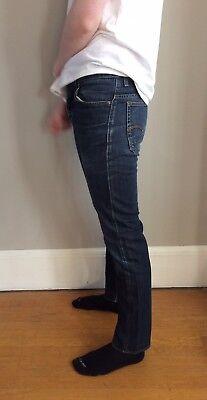 G-STAR RAW Denim 3301 Jeans SLIM 32 x 34 Blue Dark Wash Streetwear