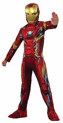 Iron Man Child Costume](Iron Man Costume For Girls)