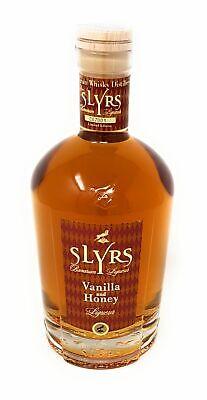 Slyrs Vanilla and Honey Likör Whiskylikör 1x 0,7 l Alkohol 30% vol.