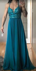 Womens size small Gown