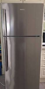 Excellent Condition BEKO Stainless-Steel Fridge Haberfield Ashfield Area Preview
