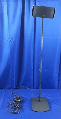Used, Bose UFS-20 Black Universal Floor Speaker Stand w Speaker for sale  Dallas