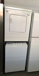 Whirlpool Portable Washer & Stackable Electric Dryer 110v